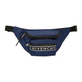 ジバンシー Givenchy メンズ バッグ ボディバッグ・ウエストポーチ【Navy Light 3 Bum Bag】Navy