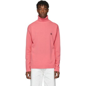 ロエベ Loewe メンズ ニット・セーター トップス【pink anagram turtleneck】