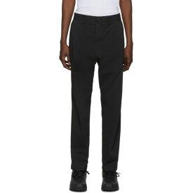 ストーンアイランド Stone Island Shadow Project メンズ ボトムス・パンツ 【black twill trousers】