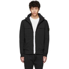 ストーンアイランド Stone Island メンズ ジャケット アウター【black soft shell-r jacket】