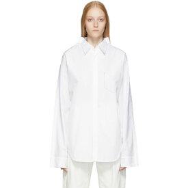 メゾン マルジェラ Maison Margiela レディース ブラウス・シャツ トップス【White Shirt】