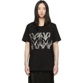 メゾン マルジェラ MM6 Maison Margiela レディース Tシャツ トップス【Black Hands T-Shirt】