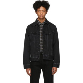 マウジー Moussy Vintage メンズ ジャケット Gジャン アウター【Black Riders Denim Jacket】