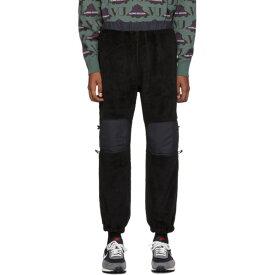 アンダーカバー Undercover メンズ スウェット・ジャージ ボトムス・パンツ【Black Fleece Lounge Pants】