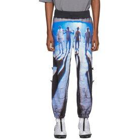 アンダーカバー Undercover メンズ スウェット・ジャージ ボトムス・パンツ【Multicolor A Clockwork Orange Gang Lounge Pants】