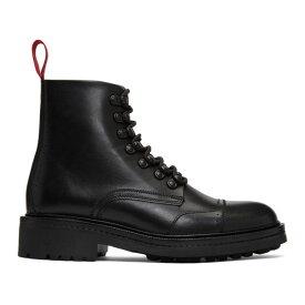 ヒューゴ ボス Hugo メンズ ブーツ シューズ・靴【Black Impact Boots】