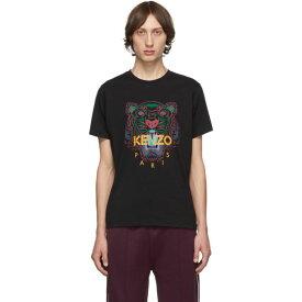 ケンゾー Kenzo メンズ Tシャツ トップス【Black Classic Tiger T-Shirt】