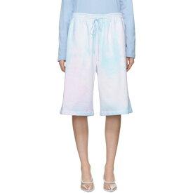 メゾン マルジェラ MM6 Maison Margiela レディース ショートパンツ ボトムス・パンツ【Pink Tie-Dye Shorts】