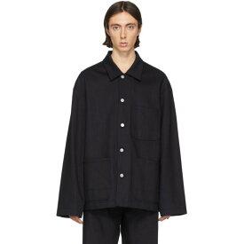 メゾン マルジェラ Maison Margiela メンズ ジャケット アウター【Indigo Herringbone Jacket】Indigo