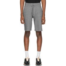 ケンゾー Kenzo メンズ ショートパンツ ボトムス・パンツ【Grey Logo Shorts】Anthracite