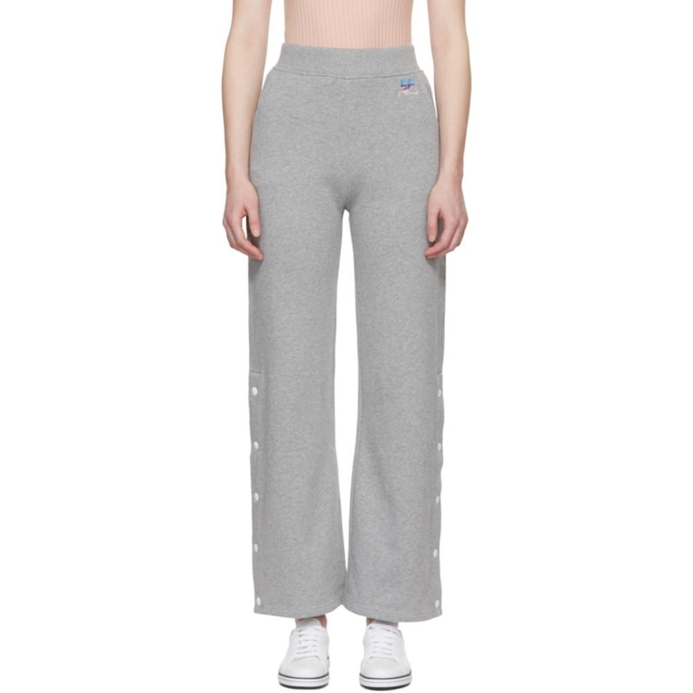 クレージュ レディース ボトムス・パンツ【Grey Snap Lounge Pants】
