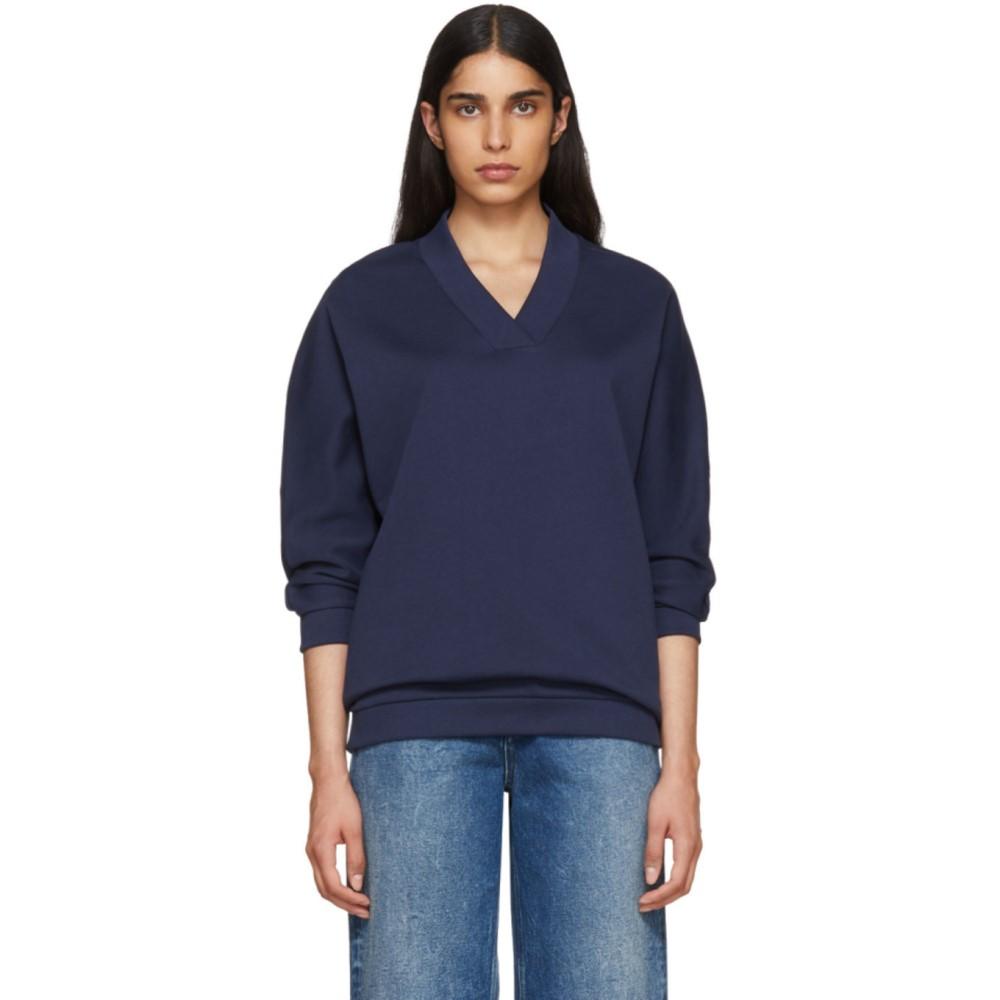 ケンゾー レディース トップス スウェット・トレーナー【Blue Limited Edition Logo Sweatshirt】