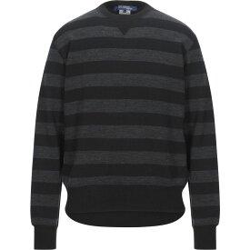 ジュンヤ ワタナベ JUNYA WATANABE メンズ スウェット・トレーナー トップス【sweatshirt】Black
