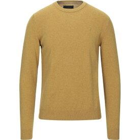トラサルディ TRU TRUSSARDI メンズ ニット・セーター トップス【sweater】Ocher