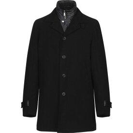 トラサルディ TRUSSARDI JEANS メンズ コート アウター【coat】Black