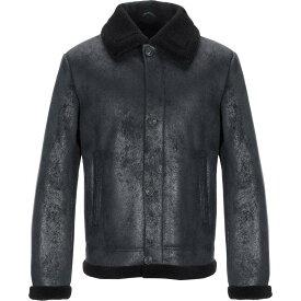 トラサルディ TRUSSARDI JEANS メンズ ジャケット アウター【jacket】Black