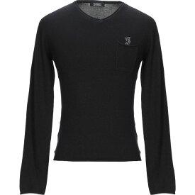 トラサルディ TRUSSARDI ACTION メンズ ニット・セーター トップス【sweater】Black