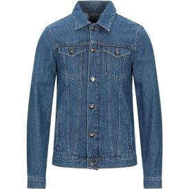 トラサルディ TRUSSARDI JEANS メンズ ジャケット Gジャン アウター【denim jacket】Blue