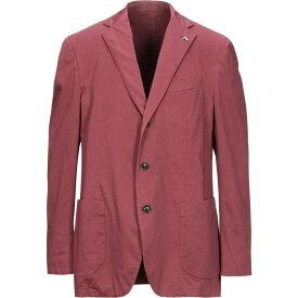 トラサルディ TRUSSARDI メンズ スーツ・ジャケット アウター【blazer】Garnet