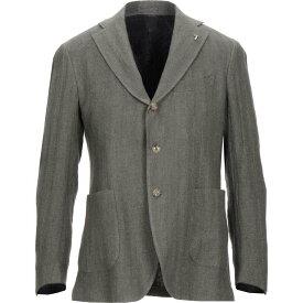 トラサルディ TRUSSARDI メンズ スーツ・ジャケット アウター【blazer】Military green
