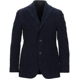 トラサルディ TRUSSARDI メンズ スーツ・ジャケット アウター【blazer】Dark blue