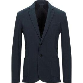トラサルディ TRUSSARDI JEANS メンズ スーツ・ジャケット アウター【blazer】Dark blue