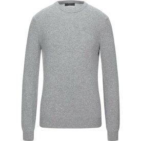 トラサルディ TRU TRUSSARDI メンズ ニット・セーター トップス【sweater】Grey