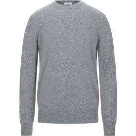 ボリオリ BOGLIOLI メンズ ニット・セーター トップス【cashmere blend】Grey