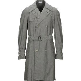 ボリオリ BOGLIOLI メンズ トレンチコート アウター【full-length jacket】Grey