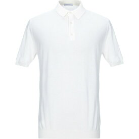 ボリオリ BOGLIOLI メンズ ニット・セーター トップス【sweater】White