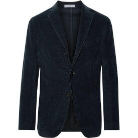 ボリオリ BOGLIOLI メンズ スーツ・ジャケット アウター【blazer】Dark blue