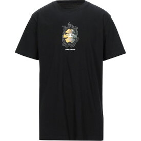マハリシ MAHARISHI メンズ Tシャツ トップス【t-shirt】Black