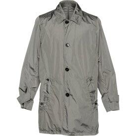 アクアスキュータム AQUASCUTUM メンズ コート アウター【full-length jacket】Lead