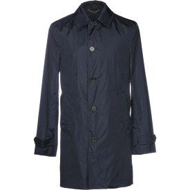 アクアスキュータム AQUASCUTUM メンズ コート アウター【full-length jacket】Dark blue