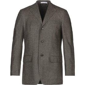 サルヴァトーレ フェラガモ SALVATORE FERRAGAMO メンズ スーツ・ジャケット アウター【blazer】Dark brown