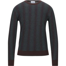 サルヴァトーレ フェラガモ SALVATORE FERRAGAMO メンズ ニット・セーター トップス【sweater】Brown