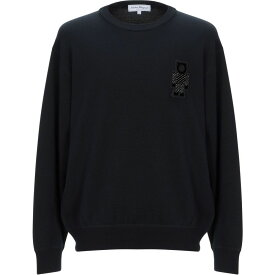 サルヴァトーレ フェラガモ SALVATORE FERRAGAMO メンズ ニット・セーター トップス【sweater】Dark blue