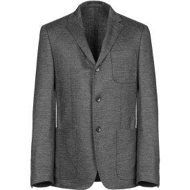 サルヴァトーレ フェラガモ SALVATORE FERRAGAMO メンズ スーツ・ジャケット アウター【blazer】Steel grey