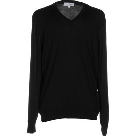 サルヴァトーレ フェラガモ SALVATORE FERRAGAMO メンズ ニット・セーター トップス【sweater】Black