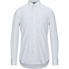 セリーヌ CELINE メンズ シャツ トップス【striped shirt】White