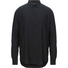 セリーヌ CELINE メンズ シャツ トップス【patterned shirt】Black