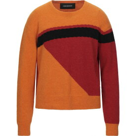 ニール バレット NEIL BARRETT メンズ ニット・セーター トップス【sweater】Orange