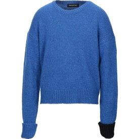 ニール バレット NEIL BARRETT メンズ ニット・セーター トップス【sweater】Blue