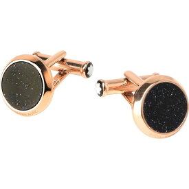 モンブラン MONTBLANC メンズ カフス・カフリンクス 【meisterstuck cufflinks】Copper
