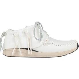 ビズビム VISVIM メンズ ブーツ シューズ・靴【boots】White