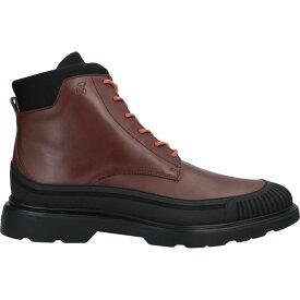 ホーガン HOGAN メンズ ブーツ シューズ・靴【boots】Cocoa