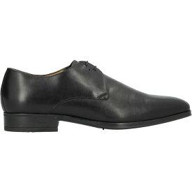 ストールマンテラッシ SUTOR MANTELLASSI メンズ 革靴・ビジネスシューズ シューズ・靴【Laced Shoes】Black