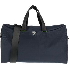 ランボルギーニ AUTOMOBILI LAMBORGHINI メンズ ボストンバッグ・ダッフルバッグ バッグ【Travel & Duffel Bag】Dark blue