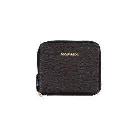 ディースクエアード DSQUARED2 メンズ 財布 【wallet】Dark brown