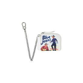 ディースクエアード DSQUARED2 メンズ 財布 【wallet】White